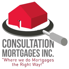 Consultation Mortgages Inc. Advice